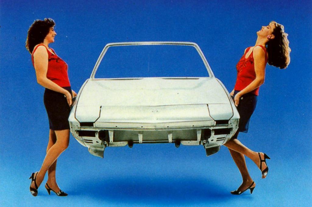 Fiat X 1/9 Leichtbau ab 1972