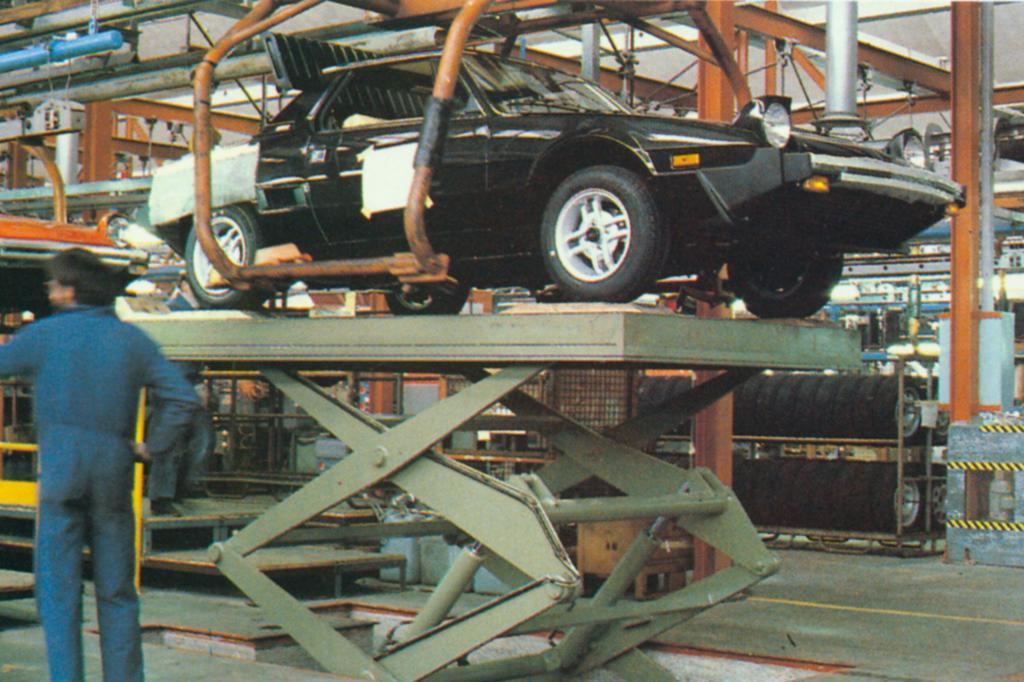 Fiat X 1/9 Produktion ab 1978