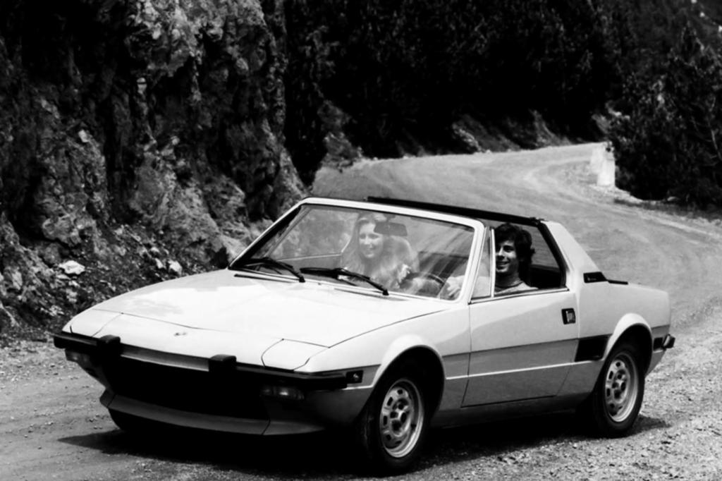 Fiat X1/9 ab 1972
