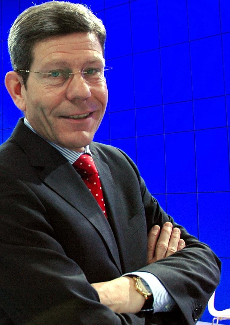 Ford-Deutschland-Chef Bernhard Mattes.