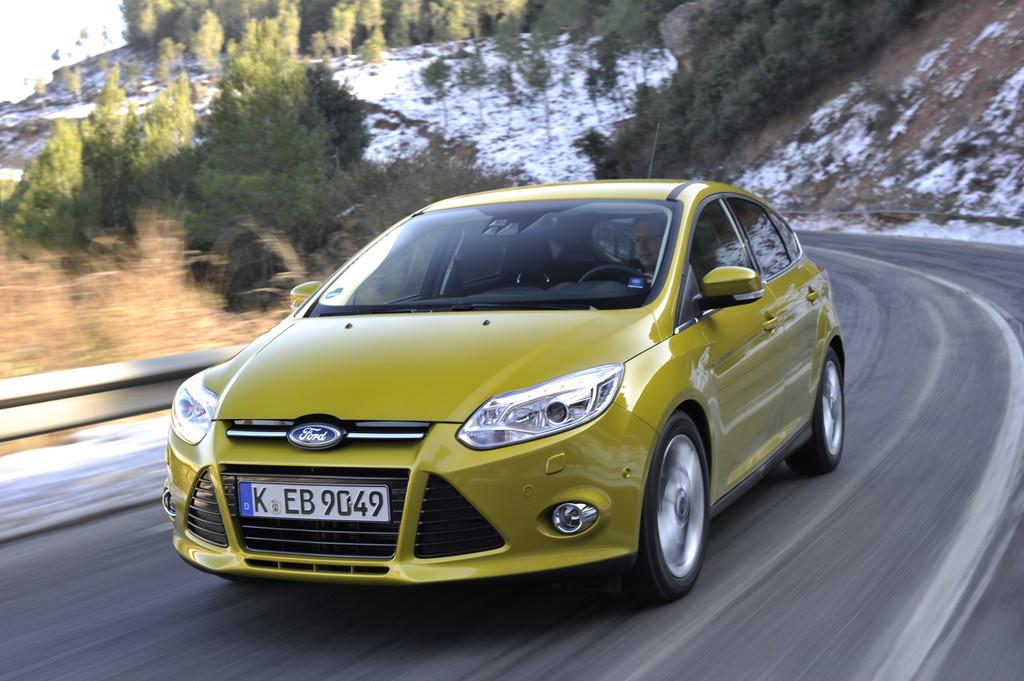 Ford Focus gewinnt Allianz-Sicherheitspreis