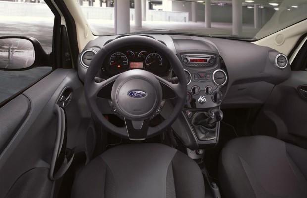 Ford: Neues Innenraumdekor für den Ka