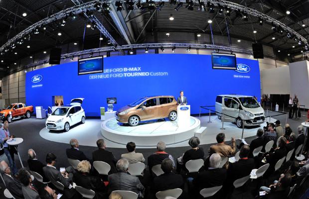 Ford sieht sich im Volumensegment als zuletzt am stärksten wachsende Marke