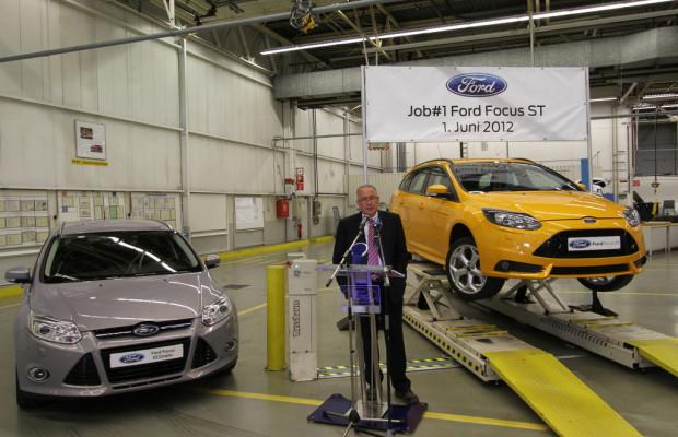 Ford startet Produktion des Focus ST