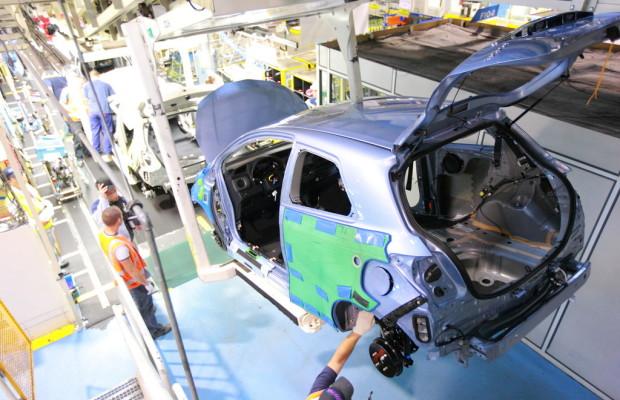 Französisches Toyota-Werk baut Yaris für Nordamerika