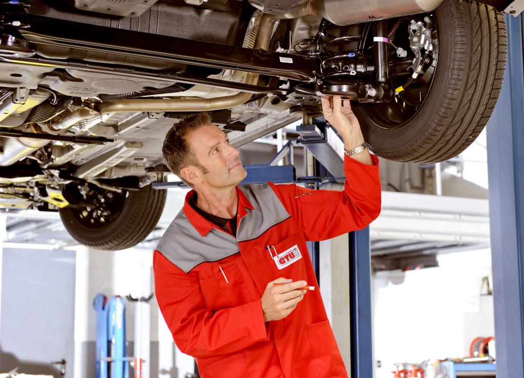 GTÜ: Fast jedes fünfte Auto fällt durch die Hauptuntersuchung