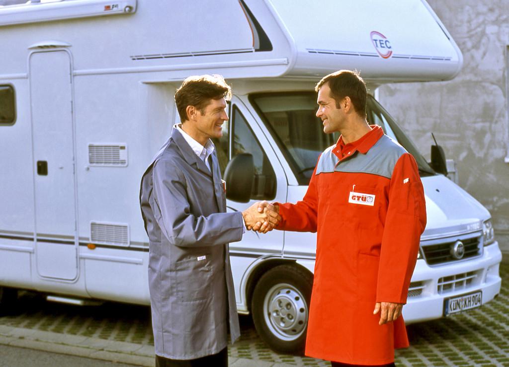 GTÜ: Wohnmobile haben überdurchschnittlich oft Mängel