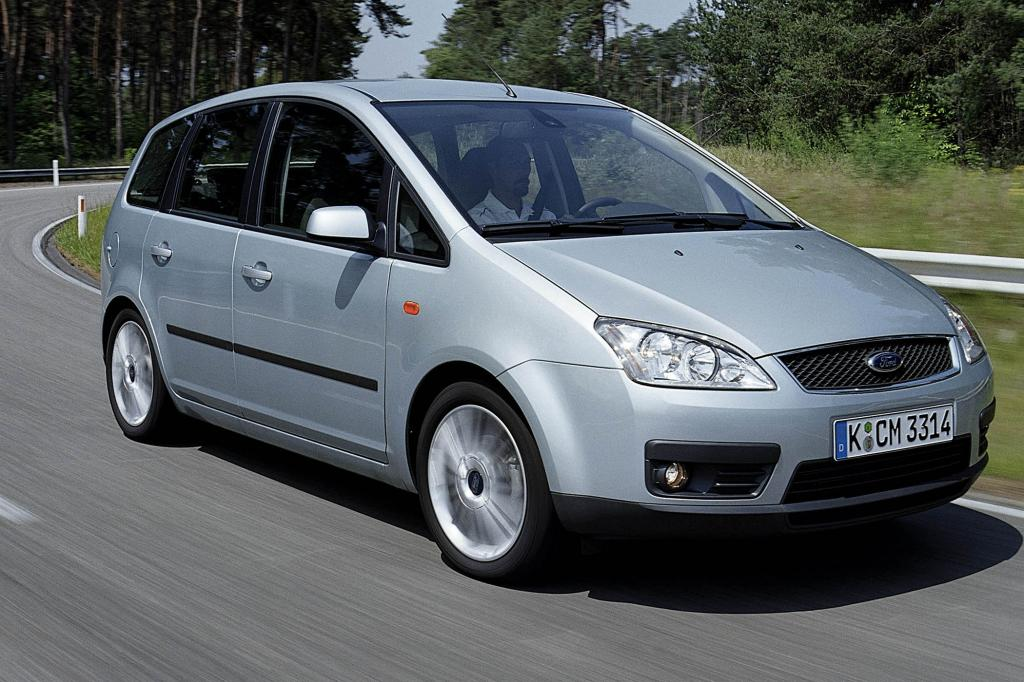Gebrauchtwagen-Check: Ford Focus C-Max - Kompakt und praktisch