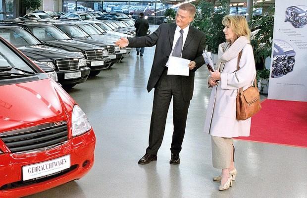 Gefahren für das Geschäftsmodell Autohaus
