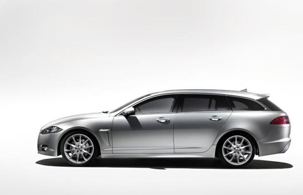 Jaguar XF Sportbrake: Markteinführung im Spätherbst