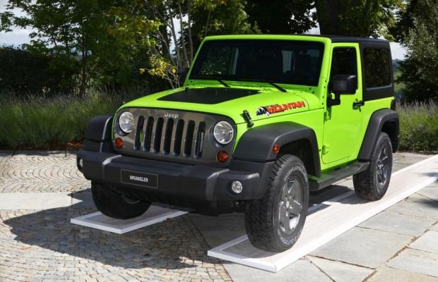 Jeep-Sondermodelle - Nur für Europa