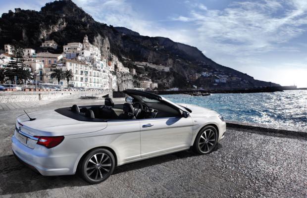 Lancia Flavia Cabrio startet in Deutschland