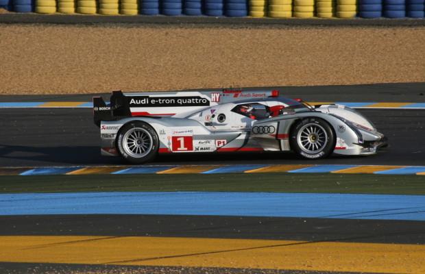 Le Mans 2012: Audi alleine an der Spitze