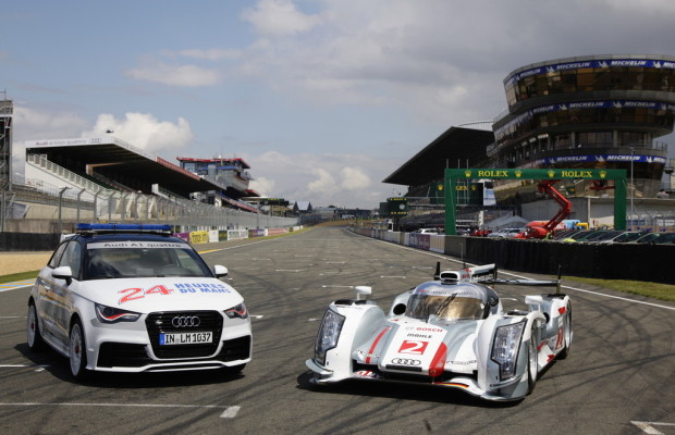 Le Mans 2012: Audi erreicht Pole Position