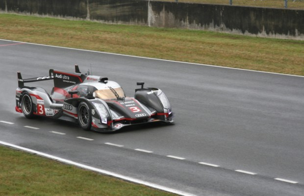 Le Mans 2012: Audi unterstreicht beim Warm-up Dominanz