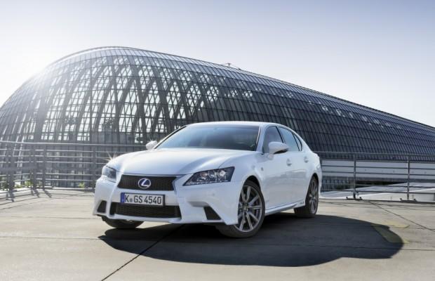 Lexus GS-Baureihe startete in vierter Generation