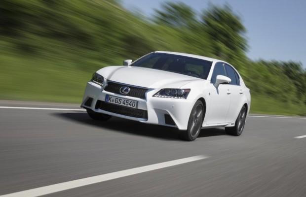 Lexus: Zweiter Hybrid für die GS-Baureihe