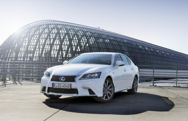 Lexus führt bei Kundenzufriedenheitsstudie in Schweden