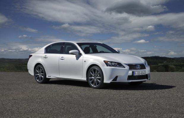 Marktstart für den neuen Lexus GS