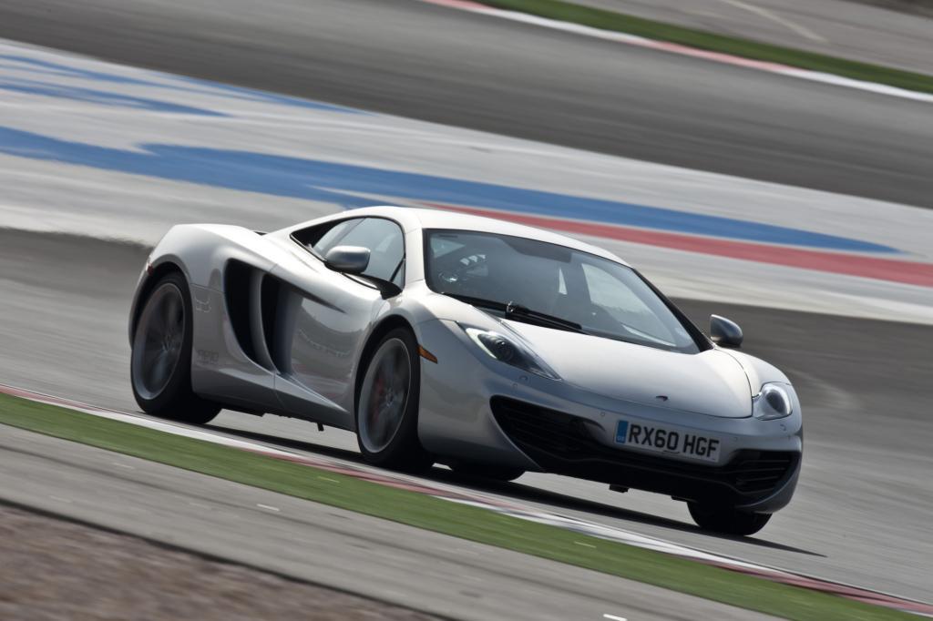 Mehr Kraft für den McLaren MP4