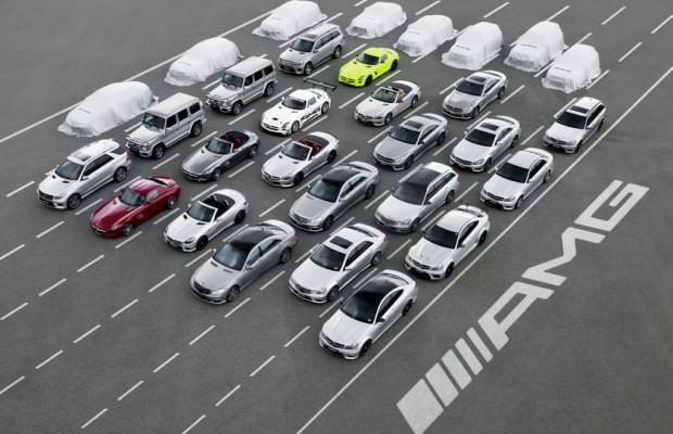Mercedes AMG-Pläne - Was Kleines zum Geburtstag