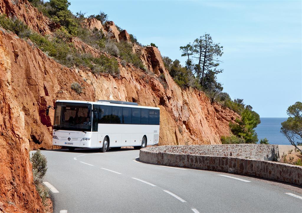 Mercedes-Benz Intouro kommt nach Westeuropa