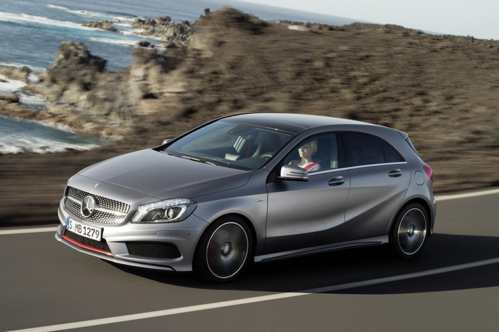 Mercedes - Neue A-Klasse startet bei 24.000 Euro