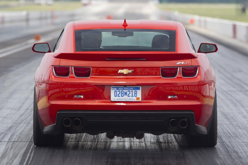 Mit dem Kompressor aus der stärksten Corvette kommt sein 6,2 Liter großer V8-Motor nun auf 580 PS