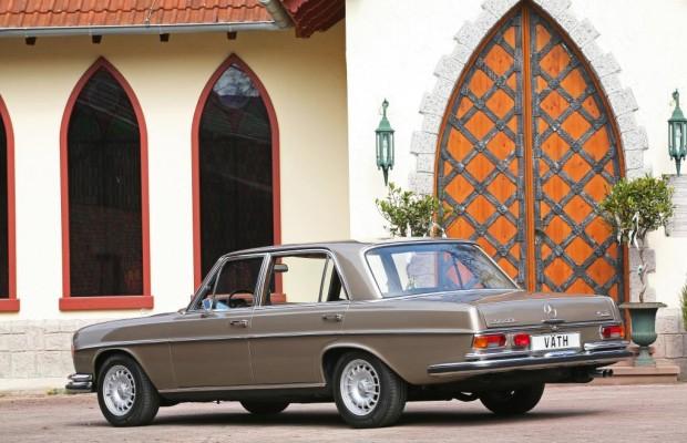 Neues Leben für den Mercedes 300 SEL 6.3