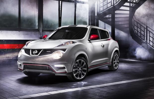 Nissan Juke Nismo feiert in Le Mans Weltpremiere