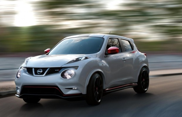 Nissan Nismo - M auf Japanisch