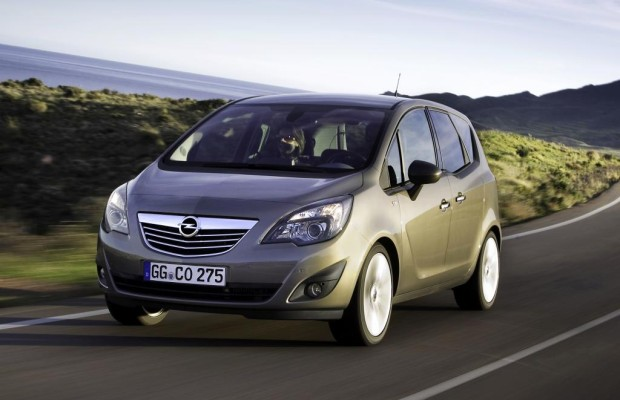 Opel Meriva - Bequeme Kombination