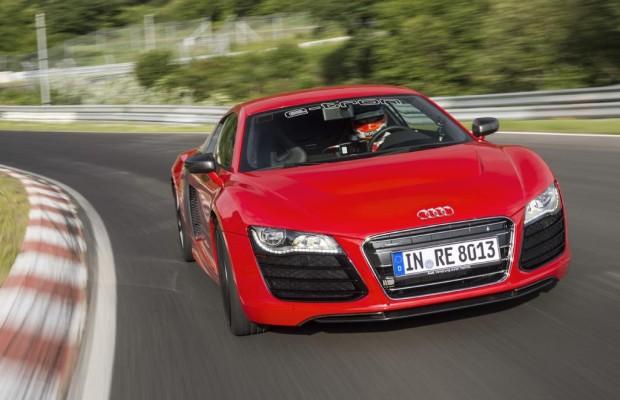 Panorama: Audi R8 e-tron - Elektrische Stromschnelle