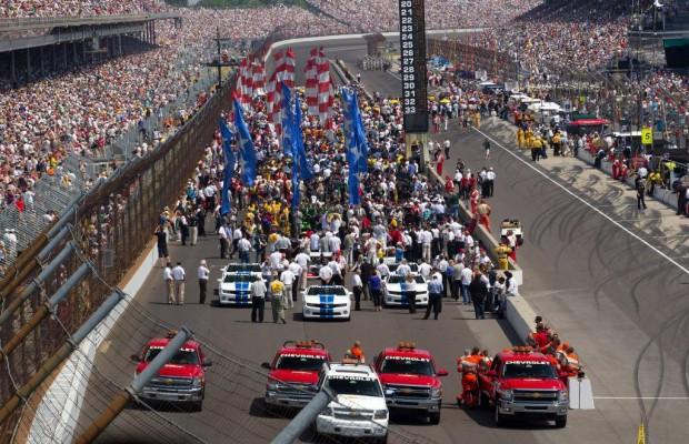 Panorama: Indy 500 - Das Rennen der Rekorde