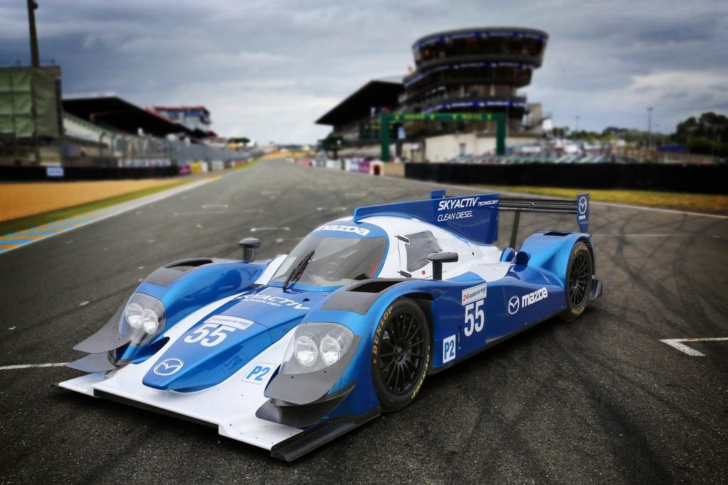 Patrick Dempsey kommt 2013 mit Mazda-Diesel nach Le Mans