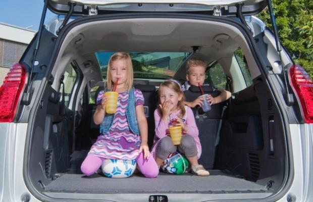 Peugeot Sondermodelle Family - Familienfreundliche Zusammenstellung