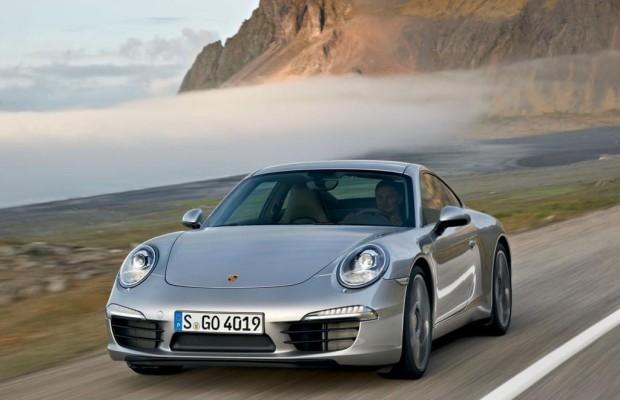 Porsche 911 Carrera S - Mehr Druck von hinten