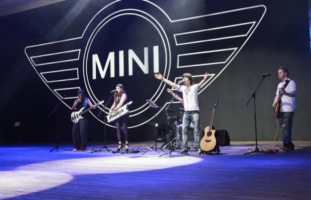 Premiere für Mini United in China