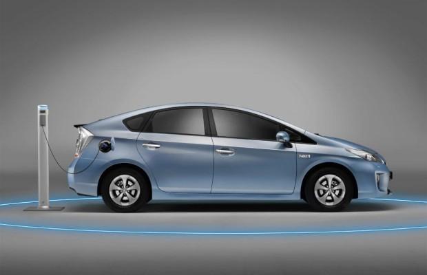 Prius Plug-in-Hybrid ab 36 200 Euro