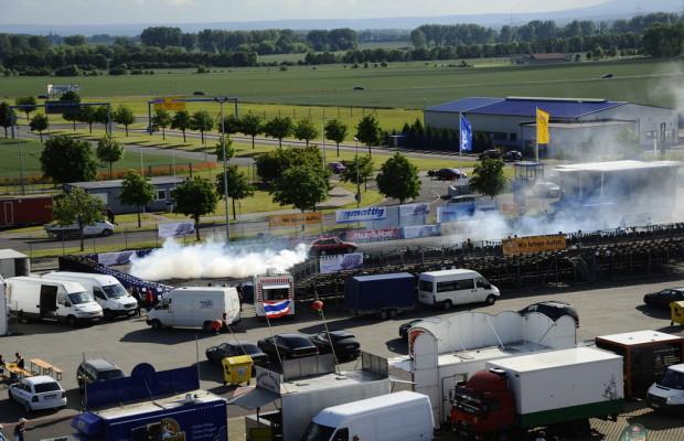 Rund 70 000 Opel-Fans kamen nach Oschersleben