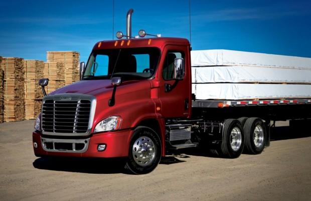 Saubere Diesel-Trucks wachsen stark in Nordamerika