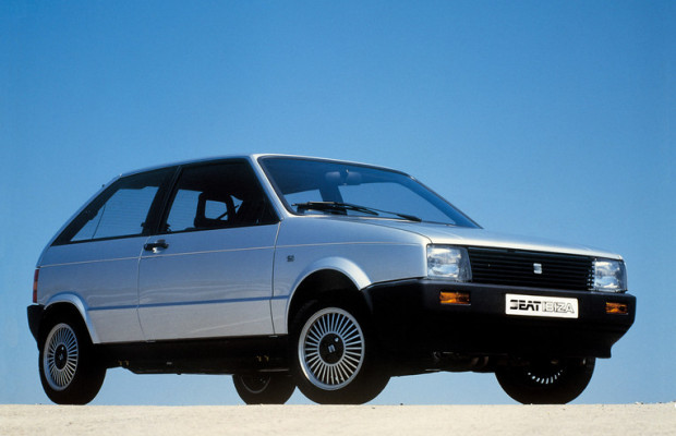 Seat bei Youngtimer Classic 2012 vertreten