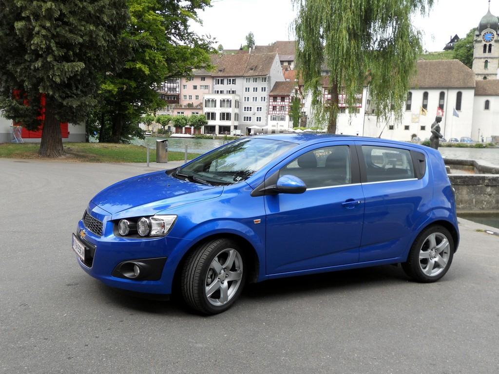 Sechs Chevrolet- Modelle mit Höchstwertung im Euro-NCAP-Crashtest