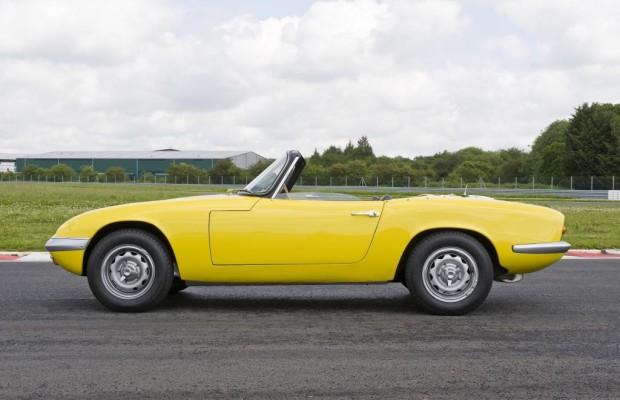 Skurril und britisch: 1962 kam der Lotus Elan