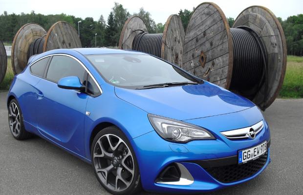 Spiel mit den Muskeln: Opel legt mit OPC das Astra-Spitzenmodell neu auf