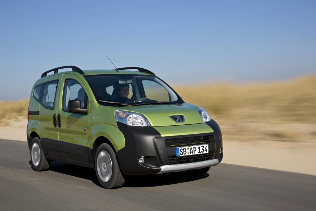 Stadtauto für Naturburschen