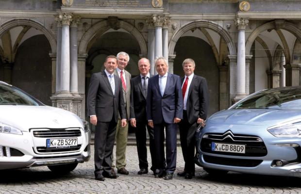 Standort für Deutschland-Zentrale von Peugeot und Citroën steht fest