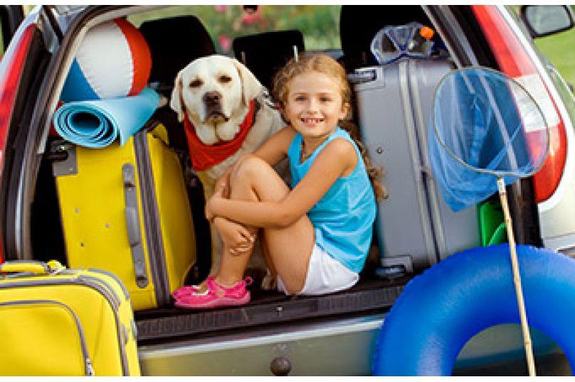 Stressfrei in die Ferien: Tipps vor der Urlaubsfahrt