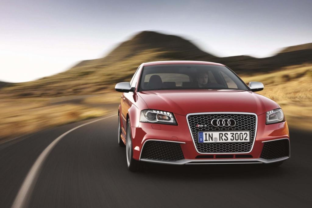 Test: Audi RS3 - Der Klang-Charakterdarsteller