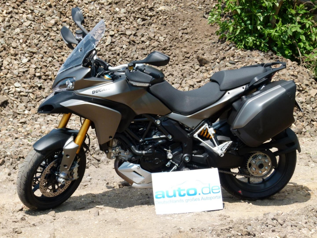 Test Ducati Multistrada 1200 S Touring ABS: Geht nicht, gibts nicht